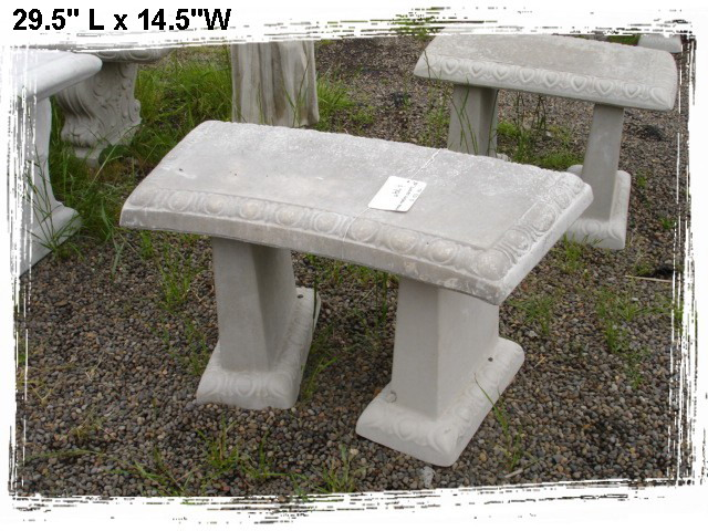 Northwest S Largest Selection Of Terra Cotta And Concrete Statuary Benches Tables