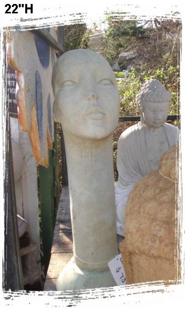 Concrete Statues Little Baja
