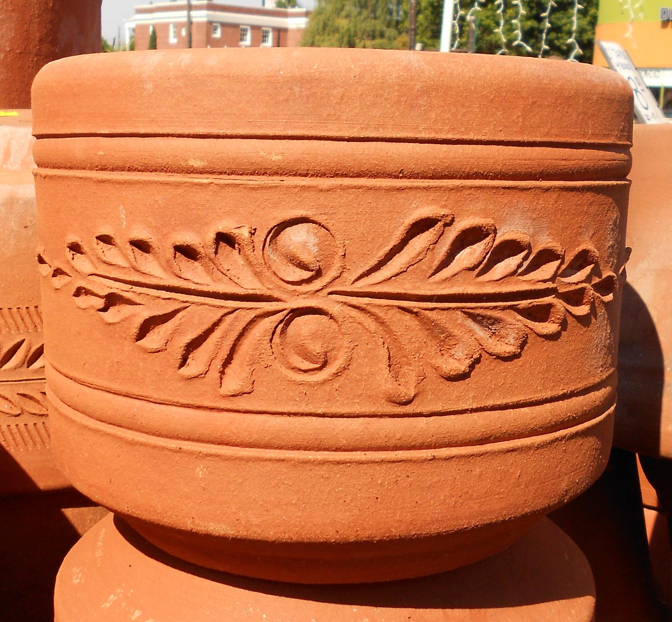 little baja terra cotta pottery