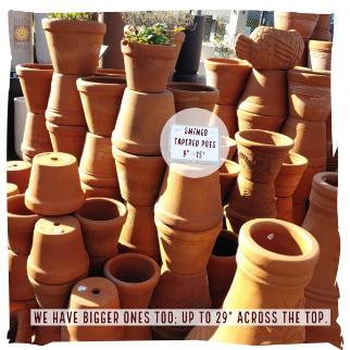 Little Baja / Terra Cotta Pottery